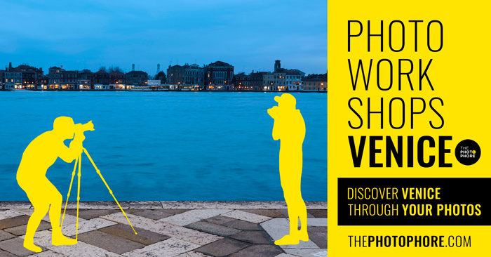 Photography Workshops Venice