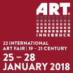 ART Innsbruck | January 25-28, 2018