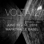VOLTA 12 | June 13-18, 2016