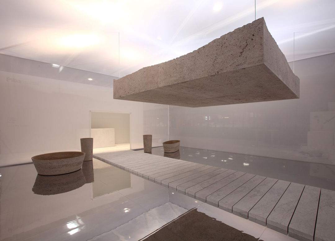 alberto campo baeza pibamarmi the photophore. Black Bedroom Furniture Sets. Home Design Ideas