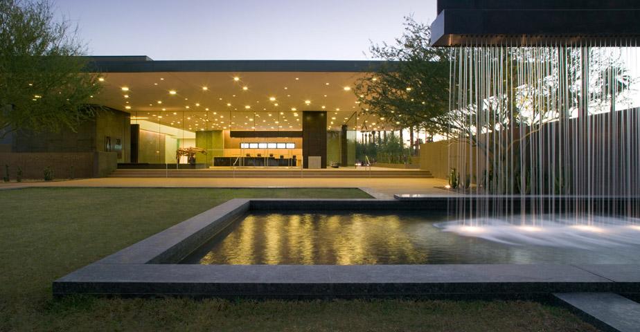 Williams Tsien Phoenix Art Museum