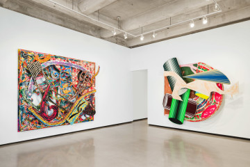 Frank Stella: Shape as Form at Paul Kasmin Gallery