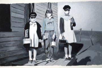 Mercedes Helnwein – Enigmatic identities