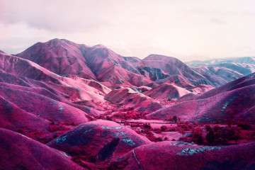 Pink is the color of war: Richard Mosse