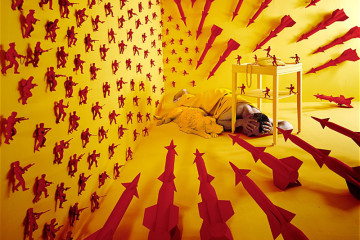 Popular culture and commercial picture by Sandy Skoglund