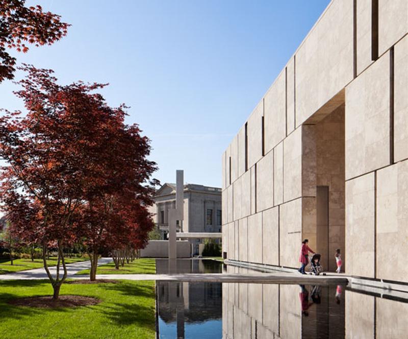 Barnes Foundation Building Materials