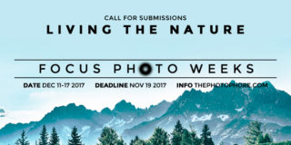 CALL FOR ARTISTS: FOCUS PHOTO WEEKS | LIVING THE NATURE