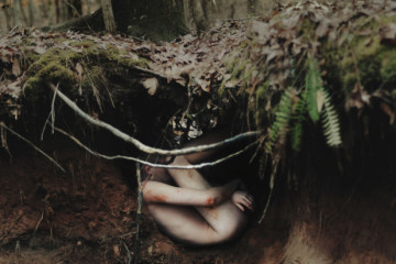 Alex Stoddard's surreal and dark aesthetic