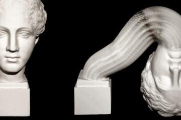 Impressive paper sculptures by Li Hongbo