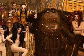 Gustav Klimt's world by Inge Prader