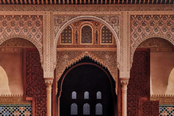 Ben Johnson: hyper-detailed architecture painting