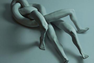 Bizarre anatomies by Alessandro Boezio