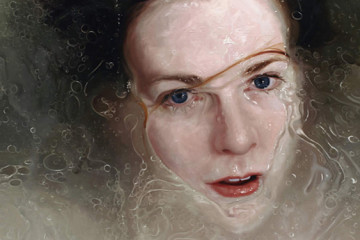 Alyssa Monks' visceral painting