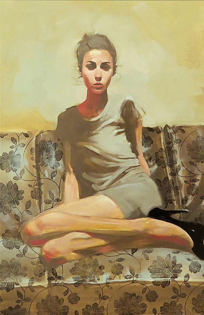 Michael carson art