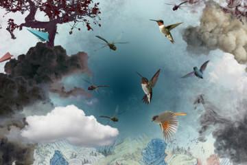 Mystical photography by Guang-Yu Zhang