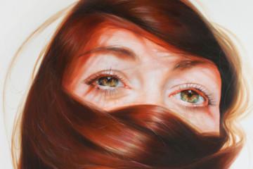 Human faces  by Roos van der Vliet