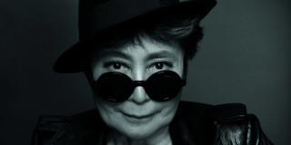 Yoko Ono at MALBA