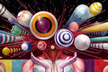 Hannah Faith Yata: psychedelic symbolism