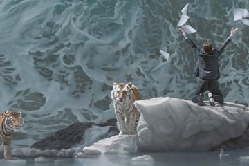 Joel Rea: hyperreal surrealism