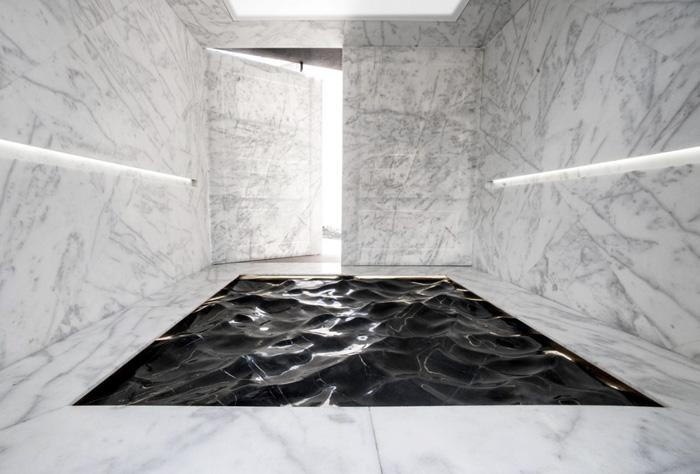 Liquid marble by mathieu lehanneur the photophore