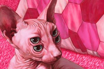 Casey Weldon: post-pop surrealism