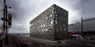 The Yardmasters Building by McBride Charles Ryan