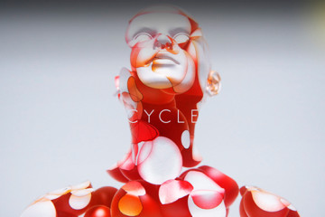 LIGHT ON: CYCLE by Kouhei Nakama