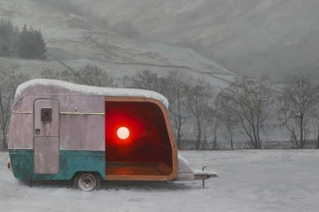 Surreal shelters by Andrew McIntosh