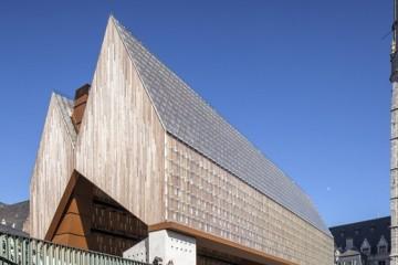 Market Hall by Robbrecht en Daem and Marie-José Van Hee architects