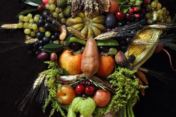 Klaus Enrique: contemporary Arcimboldism