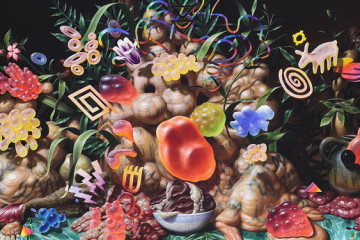 Christian Rex van Minnen: surrealist still life