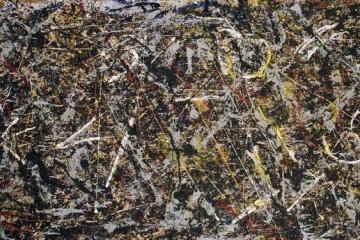 """Jackson Pollock: Exploring Alchemy"" at Guggenheim Museum"