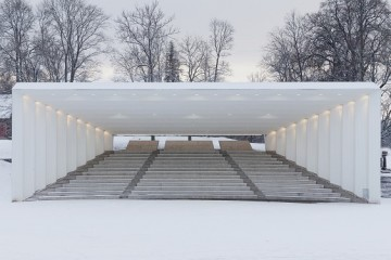 Viljandi Festival Arena by Kadarik Tüür Arhitektid