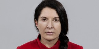 Marina Abramović at the Moderna Museet