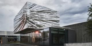 Snøhetta: Lillehammer Art Museum and Lillehammer Cinema Expansion