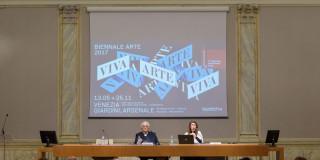 Venice Art Biennale 2017 – Press Conference
