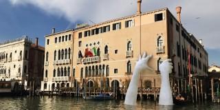 Venice Art Biennale 2017: Lorenzo Quinn – Support