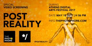 #PostReality | the PhotoPhore screening