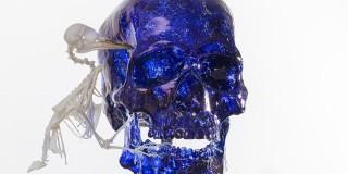 Venice Art Biennale 2017: JAN FABRE – GLASS AND BONE SCULPTURES 1977–2017