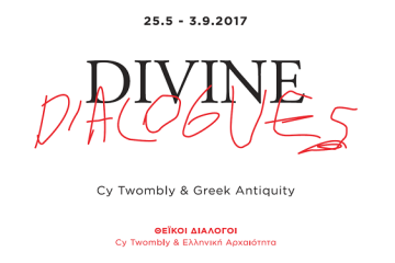 """""""Divine Dialogues – Cy Twombly and Greek antiquity"""" in Athens. Impressions"""