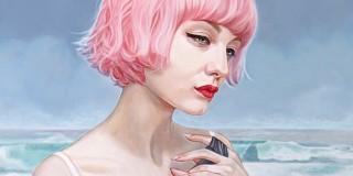 Strong female figures by Edith Lebeau