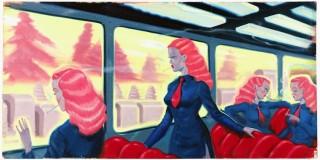 Ryan Heshka: Pop Surrealism and Pulp Magazines