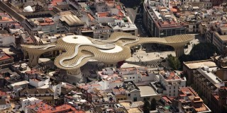 Metropol Parasol by J. MAYER H. team
