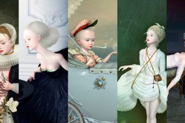 Ray Caesar: 5 never-been-seen works at PULP – Works on Paper