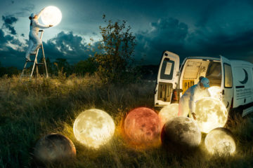 Erik Johansson: Surreal Photography