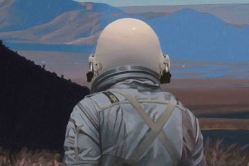 Scott Listfield: astronauts and dinosaurs
