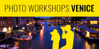 Photo Workshops VENICE