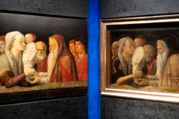 DE(EP)LIGHT: Mario Botta riunisce Bellini e Mantegna a Venezia