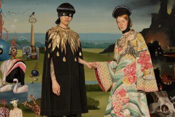 Gucci's Utopian Fantasy by Ignasi Monreal
