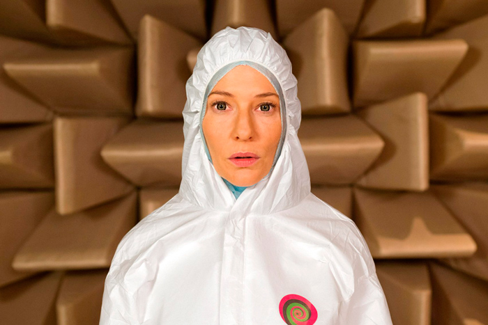 Manifesto, by Julian Rosefeldt, with Cate Blanchett